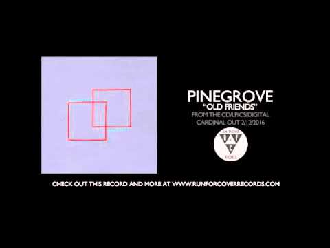 """Pinegrove - """"Old Friends"""" (Official Audio)"""