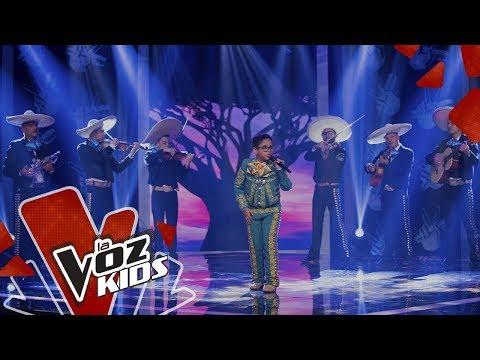 Leumas canta Cucurrucucú Paloma - Final | La Voz Kids Colombia 2019