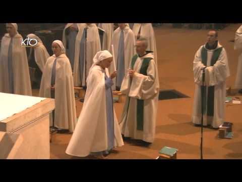 Vêpres et Eucharistie du 10 octobre 2015