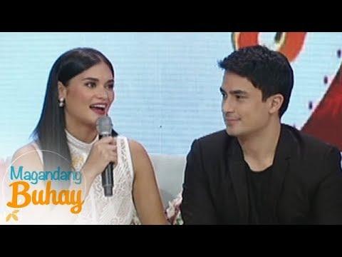 Magandang Buhay: Pia and Marlon on getting married