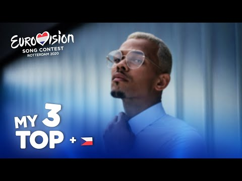 Eurovision 2020 - Top 3 (NEW: 🇨🇿)
