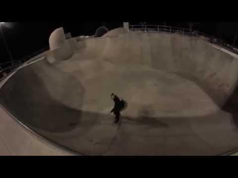 Kevin Reynolds Can Skateboard