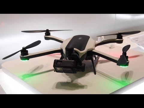 GoPro Karma - Collapsible Drone Hands On