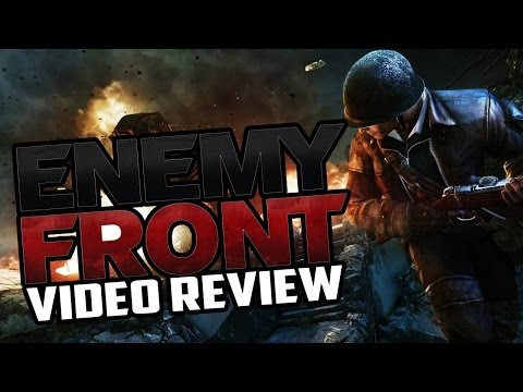 enemy front pc trainer