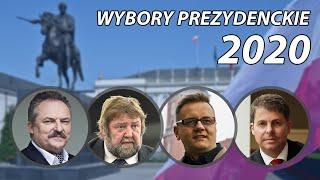 4 nieznanych kandydatów w wyborach prezydenckich 2020.