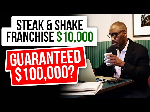 , title : 'Steak 'n Shake Franchise only $10,000 - What's the Catch?