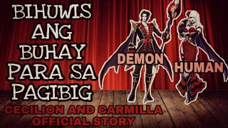 CECILION AND CARMILLA OFFICIAL STORY