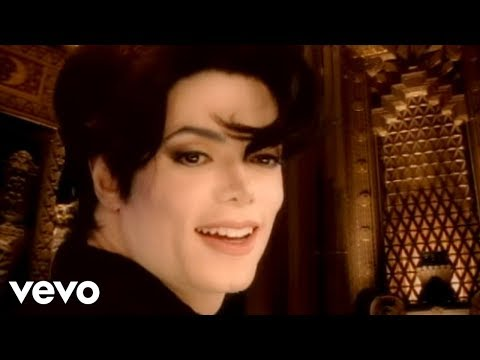 Michael Jackson - You Are Not Alone + 180 video
