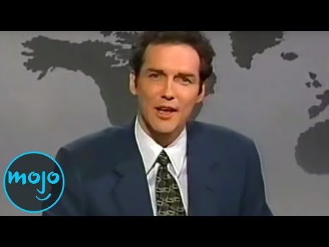 Top 10 SNL Weekend Update Hosts