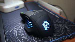 Dragon War Thor Blue Sensor Gaming Mouse (ELE-G9) Review | Too Much Gaming