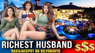 10 Artistang Nakapag-Asawa ng Bilyonaryo?     10 Richest Husband of Filipina Celebrity