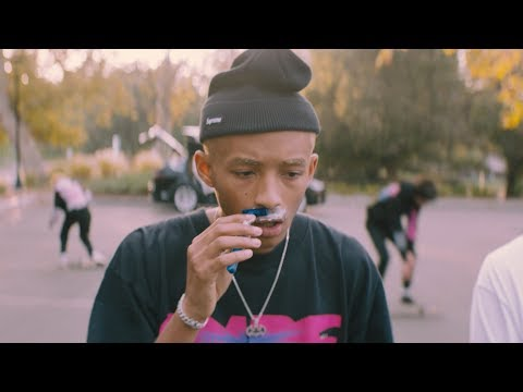 "Jaden Smith – ""A Calabasas Freestyle"""