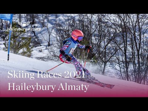 Skiing Races 2021