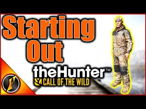 Where to Begin in theHunter Call of the Wild