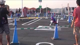 2018.08.04鈴鹿ランニングバイク大会イオンモール鈴鹿CUPRound52歳クラスA決勝