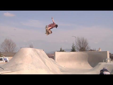 Video Vortex: Ben Raybourn | TransWorld SKATEboarding