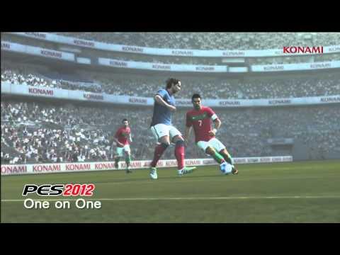 PES 2012 Tricks, Skills, Dribbling Tutorial Video Guide in HD
