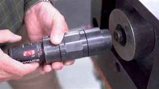OTT-JAKOB HSK Gripper Pull Force Test Using Power Check 2