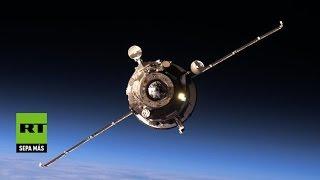 El carguero espacial ruso Progress 66 pone rumbo a la Estación Espacial Internacional