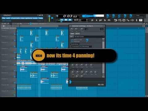 fl studio - Beat on the fly.