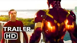 SPIDER-MAN Homecoming Peter Parker VS Iron Man Trailer (2017) Marvel Superhero New Movie HD