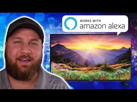 Control Your Samsung Smart TV with Amazon Alexa