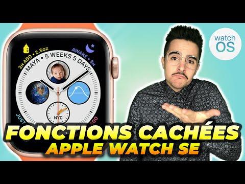 APPLE WATCH SE : 11 Astuces et fonctions cachées WATCH OS 7 ⌚💚⌚ Le meilleur pour votre Apple Watch