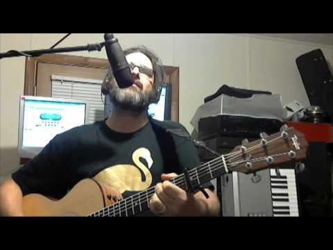 Rocket Man (Elton John Acoustic Guitar Cover)