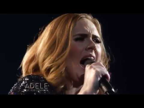 Adele - All I Ask (Live at The Genting Arena) Birmingham / England