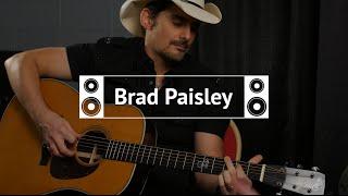 Reverb Soundcheck: Brad Paisley