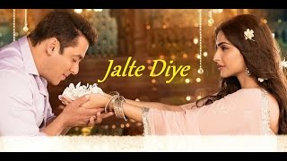 Jalte Diye Cover by Atreyee ~ Prem Ratan Dhan   - YouTube