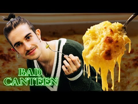 Mac n Cheese Challenge - Bad Canteen Ep #10 - A new cooking show