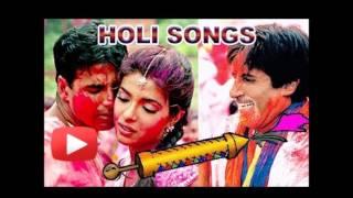 Latest Hindi Holi Songs With DJ Mix | Laughing World