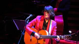 Tanita Tikaram @ Kings Place - Valentine heart 2016-04-14