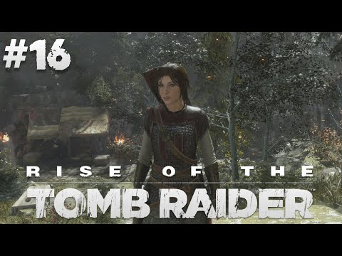 [GEJMR] Rise of the Tomb Raider - EP 16 - Jdeme do boje!