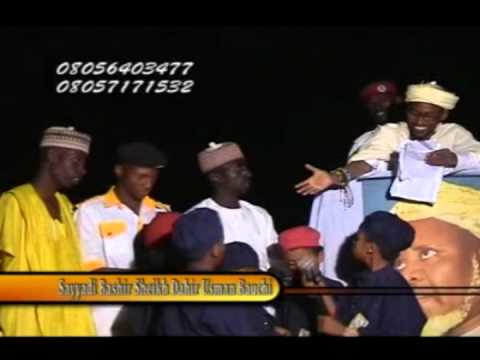 Sayyadi Bashir Sheikh Dahir Bauchi. RADDI pt9. 9/14