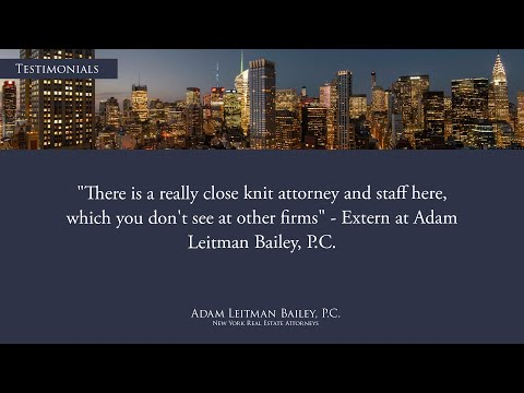 """""""There Is a Really Close Knit Attorney and Staff Here, Which You Don't See at Other Firms"""" testimonial video thumbnail"""