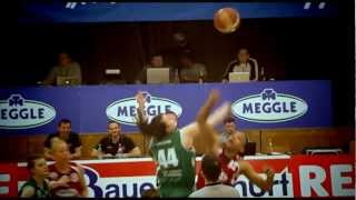 preview picture of video 'Damen Basketball Bundesliga Play-Off-Viertelfinale Wasserburg vs. Bamberg'