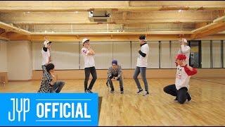 "GOT7 ""I Like You(난 니가 좋아)"" Dance Practice"