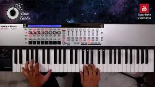"""Video thumbnail of """"En el nombre de Jesús / In Jesus Name / Israel Houghton / Piano Tutorial"""""""