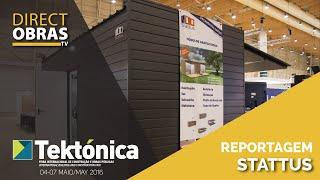 Reportagem Linha Stattus - Tektónica 2016