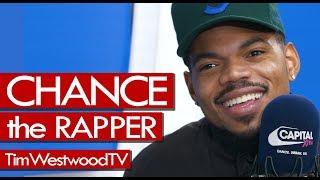 Chance the Rapper on Kanye West, Good Ass Job, new album, Michael Jackson, Chicago - Westwood