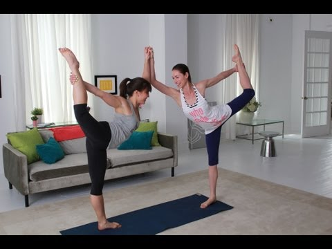 Travel Yoga Poses with Tara Stiles