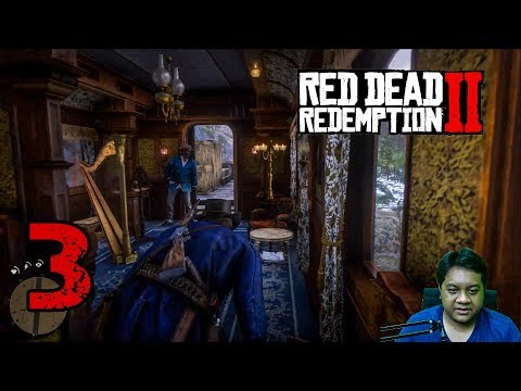 NGEDOYONG KERETA!! (3) Red Dead Redemption 2