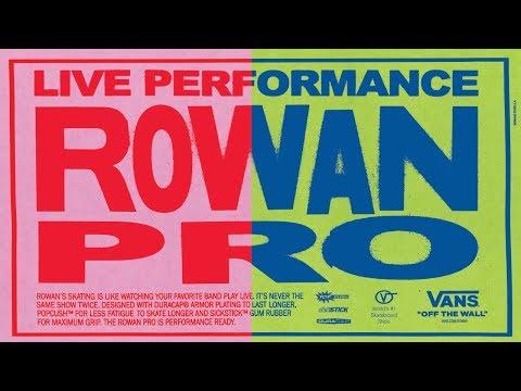 The Rowan Pro   Skate   VANS