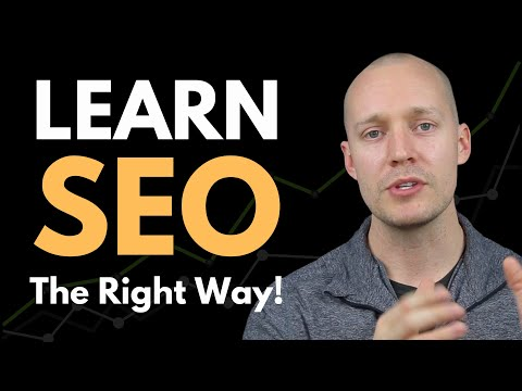 How to ACTUALLY Learn SEO in 2021