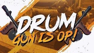 DRUM GUN IS OP! 19 KILL SOLO WIN (Fortnite BR Full Match)