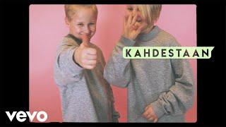Eino Ja Aapeli   Kahdestaan (Lyric Video)