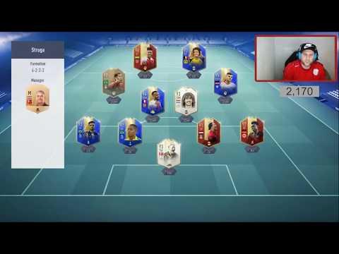 LIVE SHQIP FIFA 19 | FUT CHAMPIONS TOP 100? ME ELSOFF DHE LEO