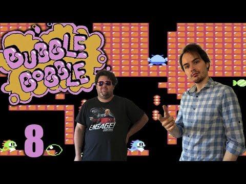 Bubble Bobble (NES) Part 8 : The End Is Near!